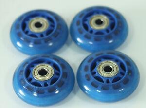 4pcs-DIY-Camera-Dolly-Track-wheels-table-top-skater-rig-rubber-wheels-bearings