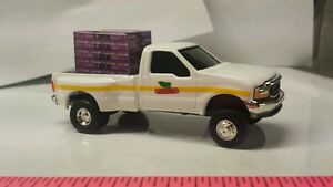 1-64 Personnalisé Ford F350 Dekalb Camion avec Palette de Violet Semences Corn r0LcLCXs-09102356-501908133