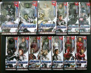 2019 Marvel Avengers Endgame Série Titan Hero 12   2019 Marvel Avengers Endgame Titan Hero Series 12