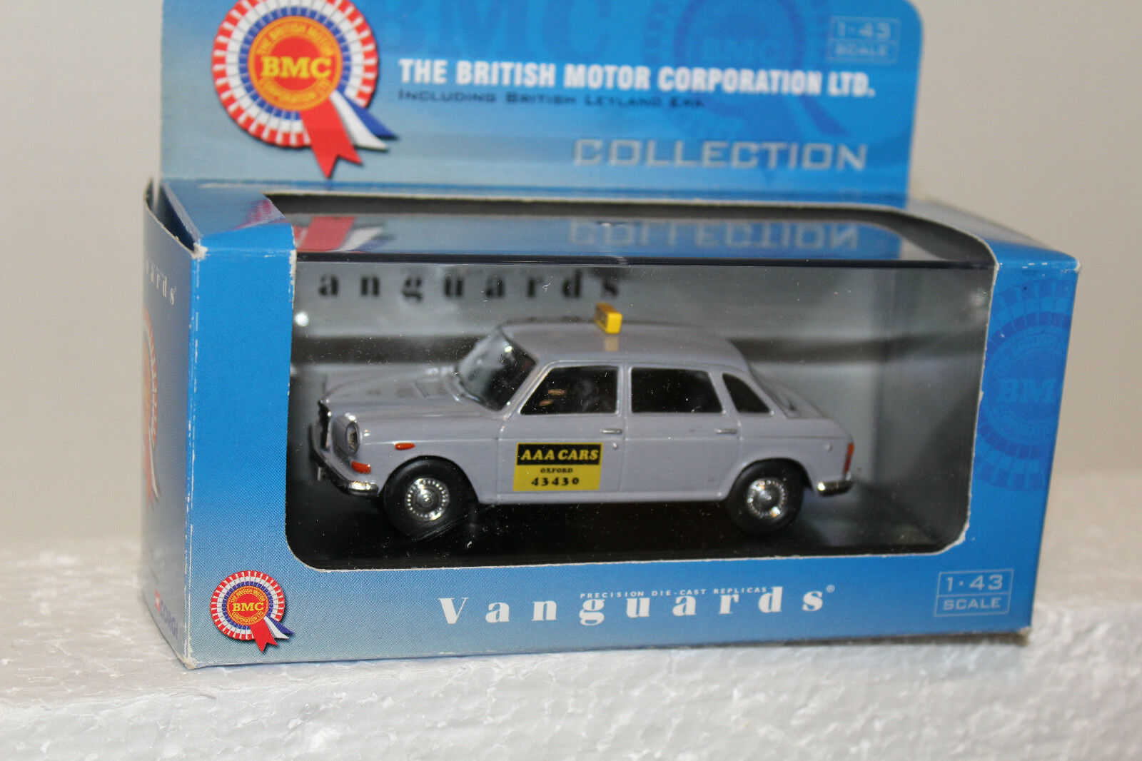 Vanguards Wolseley Six AAA Oxford Oxford Oxford Taxi ce3c5d