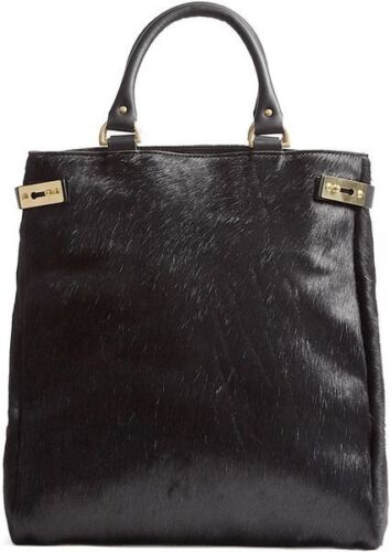 Tote Ponyskin Rrp Slouch Hulme Black Leather Rrp Bag 695 Corto Long Sophie £ wq6IRZ5w