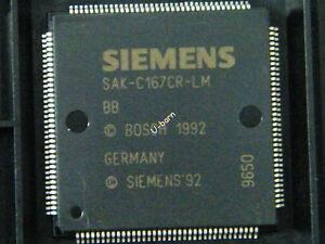 1pcs SAK-C167CR-LM SAKC167CR QFP144 16-BitCMOS Single-Chip Microcon #Q4268 ZX