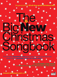 BIG-NEW-CHRISTMAS-SONGBOOK-BOOK-amp-AUDIO-DOWNLOAD-Guitar-Keyboard-Sheet-Music