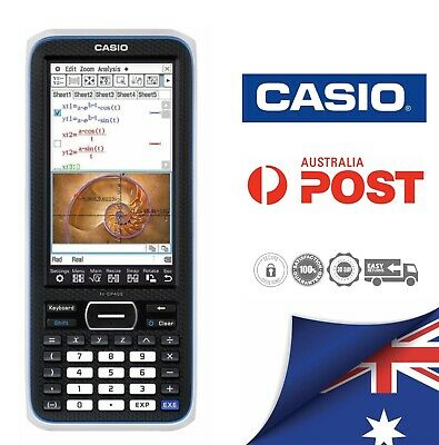 Upgrade to CP400 ClassPad Casio FX-CG500 3D Color Graphing Calculator with CAS