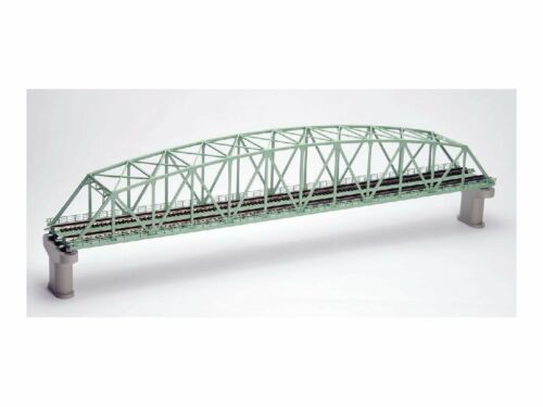 TOMIX N gauge 3222 double track song chord large truss iron bridge F From Japan