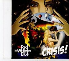 (FT850) The Red The White And The Blue, Crisis - 2012 DJ CD