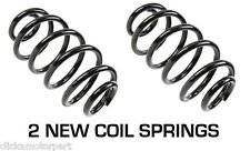 FORD FIESTA 1.25 1.4 1.6 MK6 02-07 REAR SUSPENSION COIL SPRINGS NEW X2 (QUALITY)