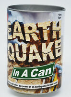 Earthquake In A Can 80977 Tedco Science Toys