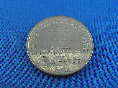 Latest Collection Of Philippines 5 Piso 2014 (a16/167) Lustrous Surface
