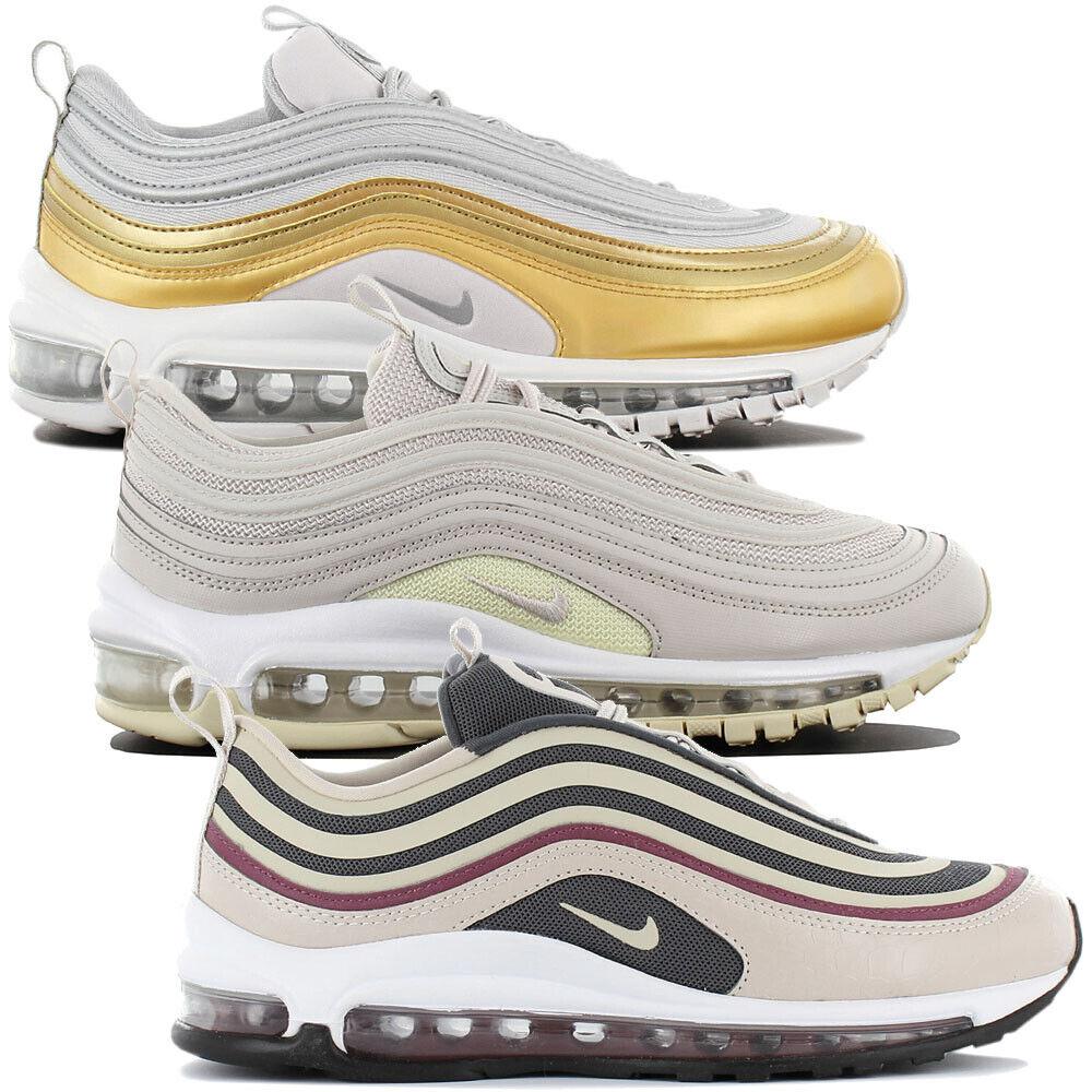 Nike Air Max 97 97 97 kvinnor Tågare Premium Mode skor skor Sports skor ny  första gången svara