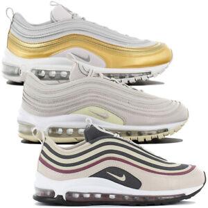 Details zu Nike Air Max 97 Damen Sneaker Premium Fashion Schuhe Turnschuhe  Sportschuhe NEU