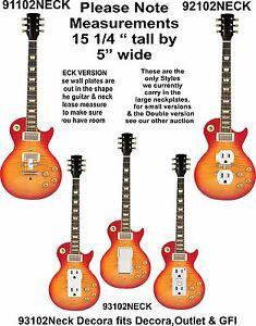 Coloriffic-Sunburst-Guitar-shape-wall-plate-with-Neck-Switch-GFI-Decora-Rock
