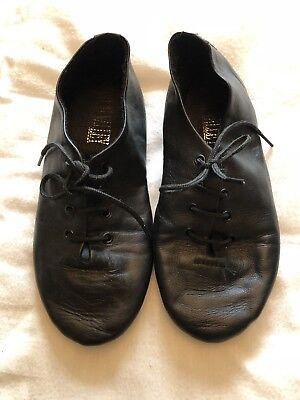 Roch Valley Danza Etapa Zapatos Negro Talla 12 para niños