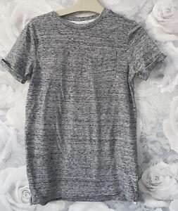 Boys Age 6-7 Years - Grey T Shirt