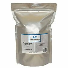 Black Iron Oxide Fe3o4 Natural 10 Pounds