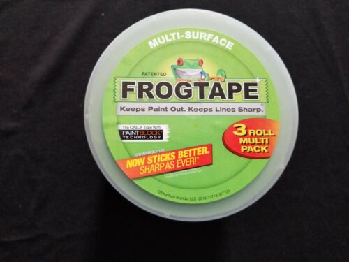 Frogtape Multi-Surface Tape 3-Pack