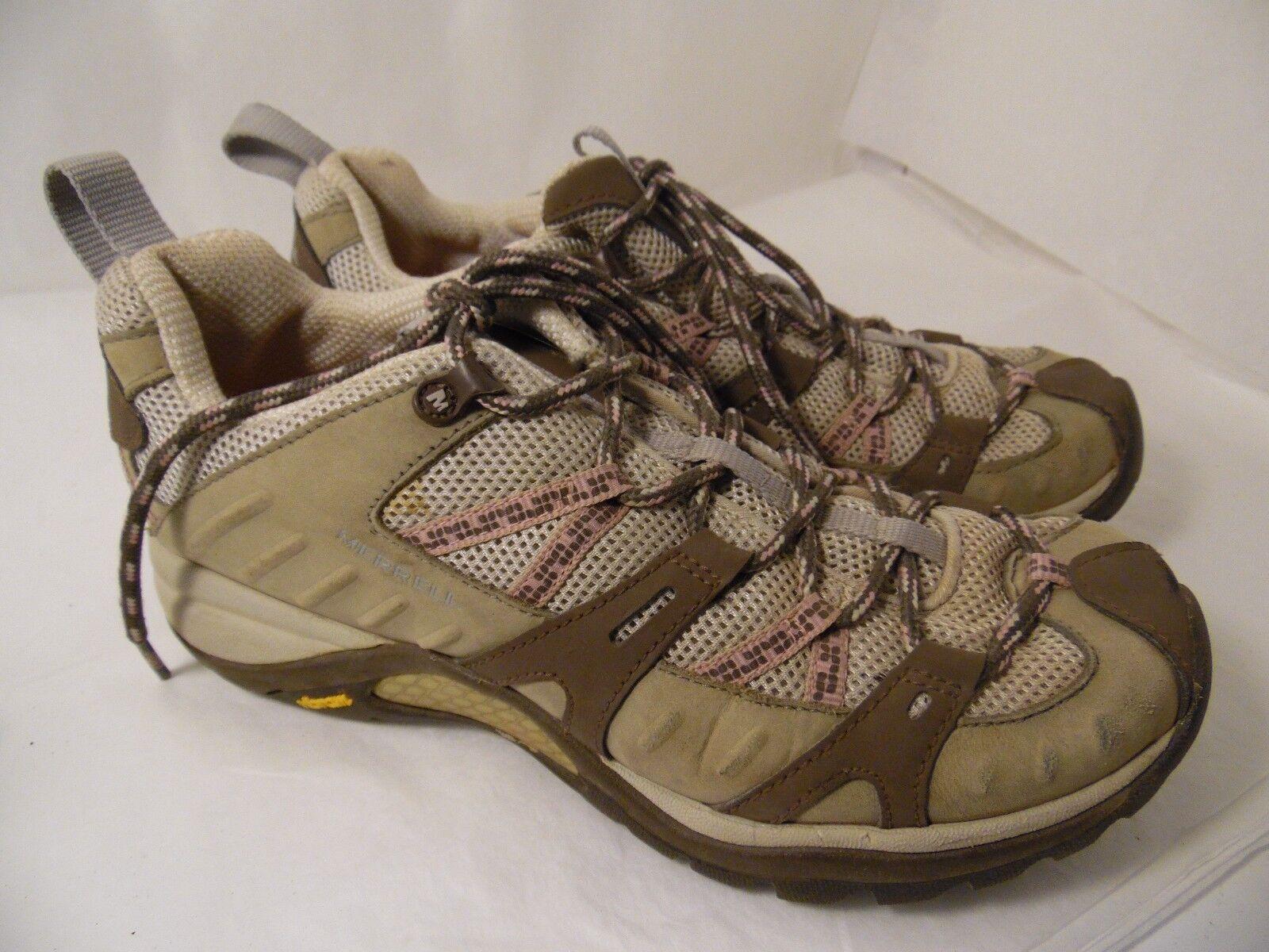 Merrell Siren Sport Elephant Pink  J13888 Sport Sneakers shoes Hiking Womens 8