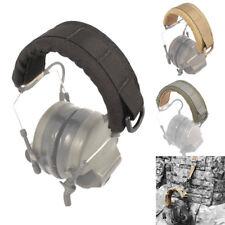 3pcs Shooting MOLLE Stirnband Advanced Modular Headset Abdeckung für HOWARD MSA