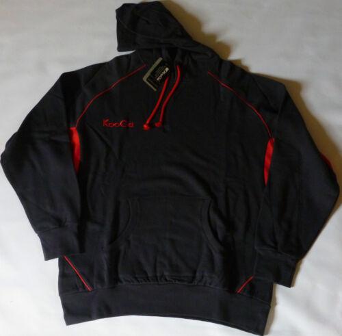 Rouge Kooga Vêtement équipe entraînement LOISIR RUGBY hoody-navy