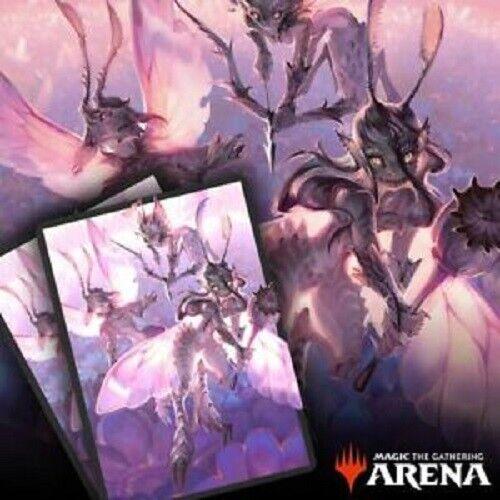 MTGO /& Arena Magic The Gathering Secret Lair Code Bitterblossom Digital Sleeves