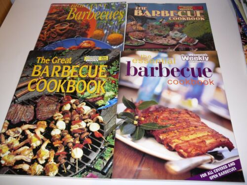 1 of 1 - The Barbecue Cookbooks - Australian Women's Weekly & Family Circle books Recipes