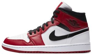 Air-Jordan-1-Chicago-Mid-White-Heel-Toe-Black-Red-Retro-554724-173