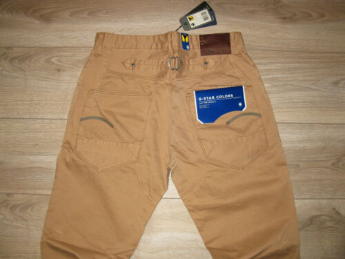 G-STAR BLADE Tapered JEANS MEN UOMINI STRAIGHT CUT NUOVO