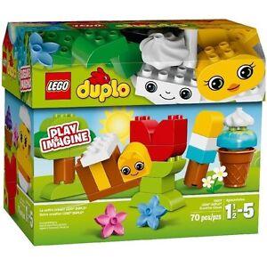 LEGO-DUPLO-10817-contenitore-creativo-costruzioni-70-pezzi-scatola-rovinata-lati