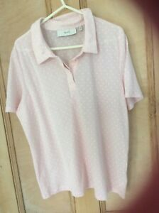 NEXT-PINK-POLO-SHIRT-SIZE-14