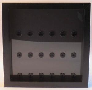 Mini-Click-Vitrine-fuer-18-24-Lego-Minifiguren-verschiedene-Hintergruende