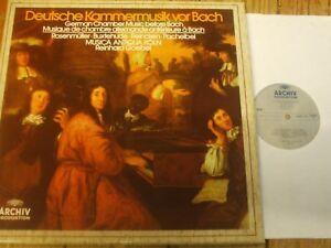 2723 078 German Chamber Music before Bach  Goebel  Music Antiqua Koln 3 LP box - Worthing, United Kingdom - 2723 078 German Chamber Music before Bach  Goebel  Music Antiqua Koln 3 LP box - Worthing, United Kingdom