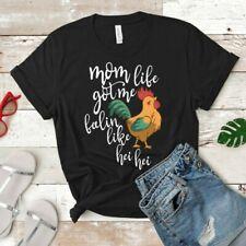 Mom life got me like hei hei Ladies T-shirt//Tank Top hh312f