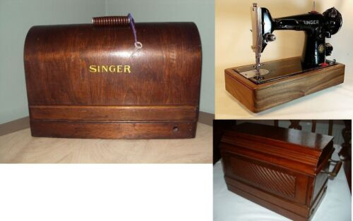 Nails for WOODEN BASE SINGER SEWING MACHINE RUBBERS FEET BED CUSHIONS FOOT x 4