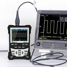 Mustool Mds120m Professional Digital Oscilloscope 120mhz Analog Bandwidth 500ms