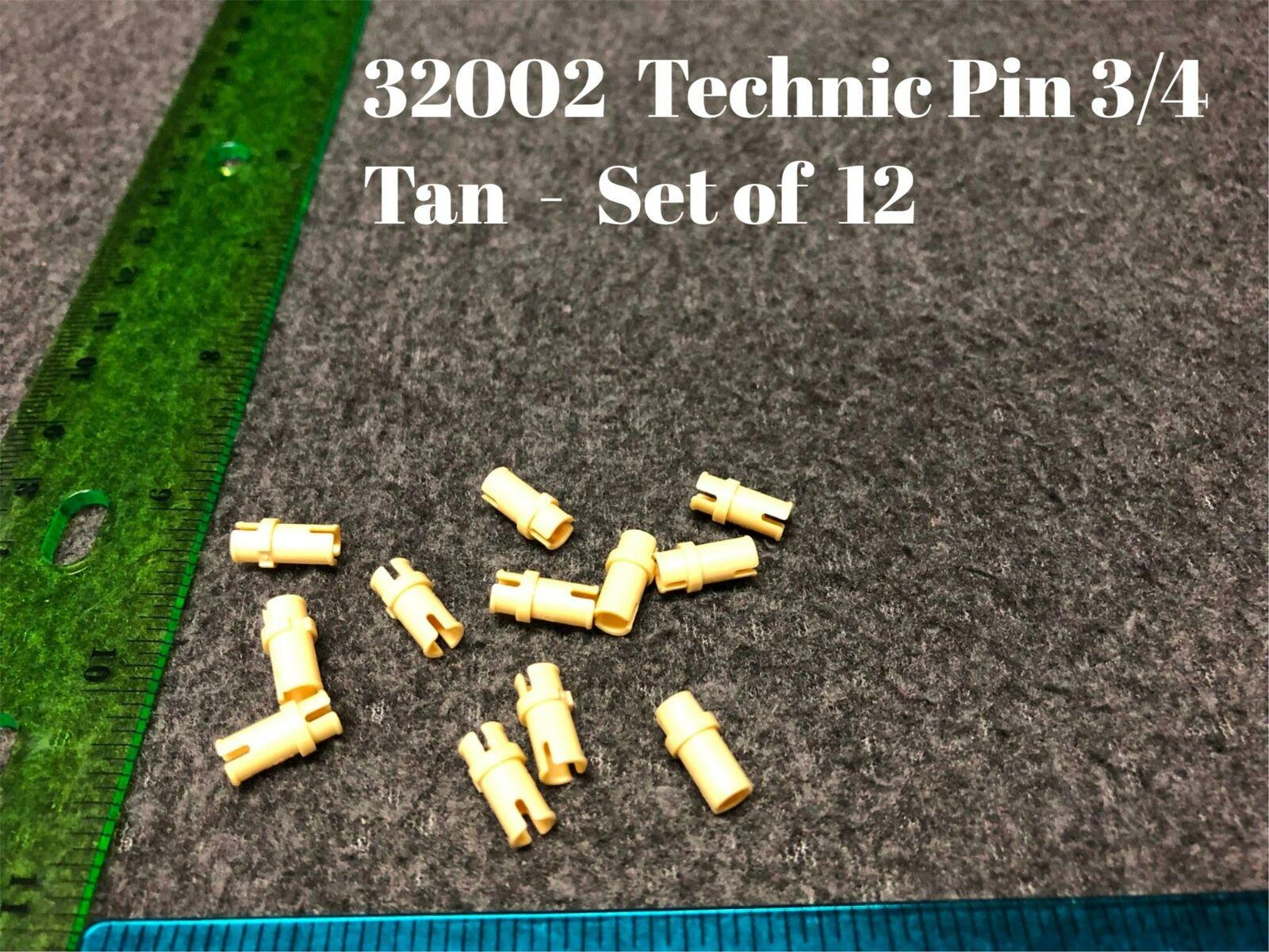 LEGO Technik 32140 L-Shape NEU 10x Liftarm 2x4 weiß