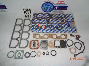 GUARNIZIONI MOTORE S/GTC FIAT TIPO TEMPRA 1.6-1.8ie DEDRA 2.0cc