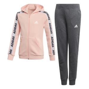 jogginganzug kinder adidas mit kapuze mädchen