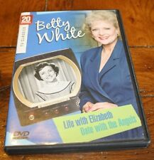 DVD Betty White Life With Elizabeth and Date With the Angels