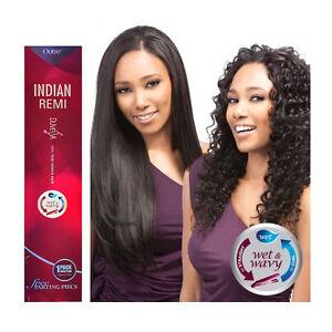 Duvessa Indian Remi Wet Wavy 100 Human Hair Weaving 141618