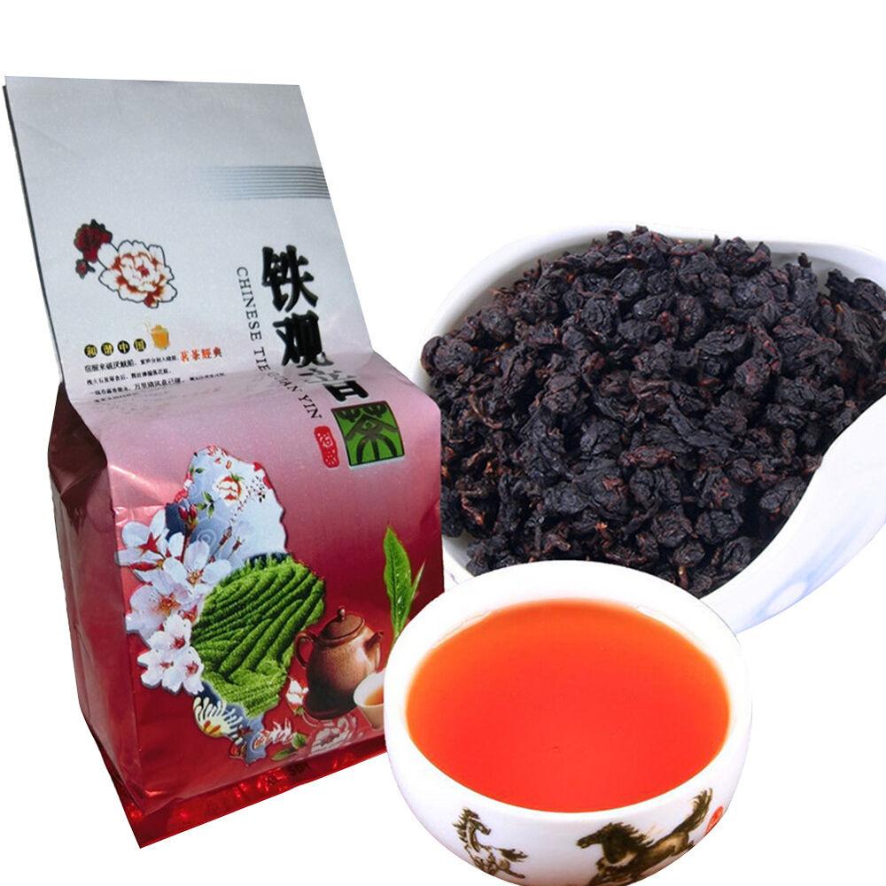 Eg _50G Natürlich Biologisch Schwarz Oolong Tee Abnehmen Abspecken Health Care