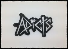 The Adicts Patch Sew Iron On Embroidered Punk Rock Band Heavy Metal Music Badge