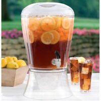 3-gallon Unbreakable Beverage Dispenser Party Lemonade Punch Tea Pitcher