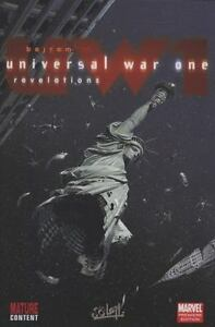 Universal-War-One-Revelations-by-Bajram-Hardcover-Graphic-Novel-Brand-New