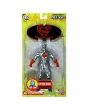 Superman Batman 1 Public Enemies CAPTAIN ATOM 6in Action Figure DC Direct