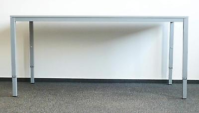 Fuße Mechanisch Höhenverstellbar Versch 1600x800x618-838 Mm Farben Lie Tisch