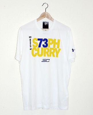 Under Armour UA Stephen Curry SC30 Sam Rodriguez T Shirt 1294588 604 Msrp $28 E