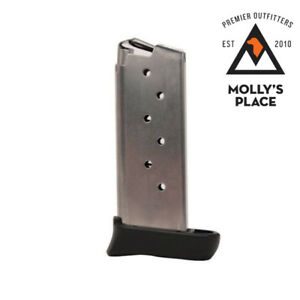 Sig-Sauer-MAG-938-9-7-P-938-Magazine-9mm-Stainless-Extended-7-Rounds
