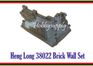 Heng-Long-RC-TANK-38022-Brick-Wall-Set-Accessories-Decoration-Part-x-1