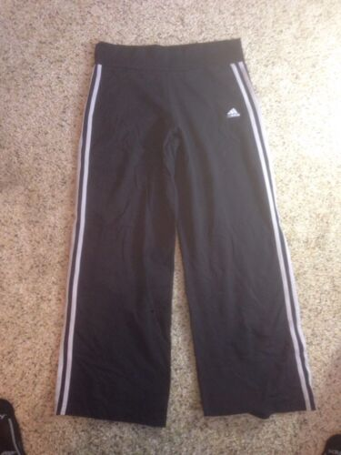 nera Running Sport Gym Large Donna Maglia Pants allenamento Ked Adidas Athletic YpCqC