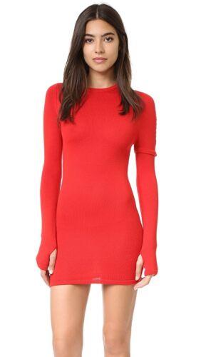 Jacquemus Red Mini Dress Xs